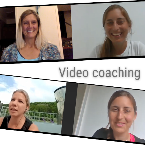 video 1 on 1 private coaching