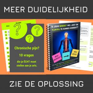 Vragenlijst & E-inspiratieboek Mindset (NL)