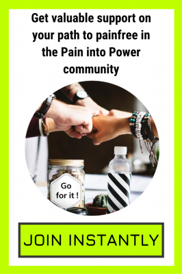 Pain into Power community ENG