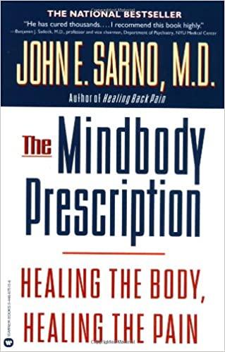 MindBody prescription book by Dr. John Sarno