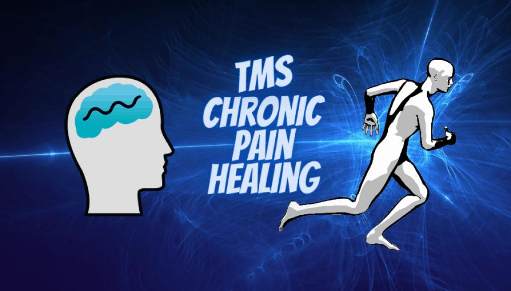 Heal chronic pain (TMS)