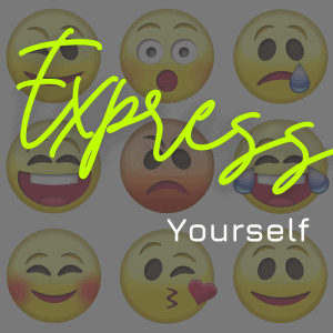 Express Yourself Group Program