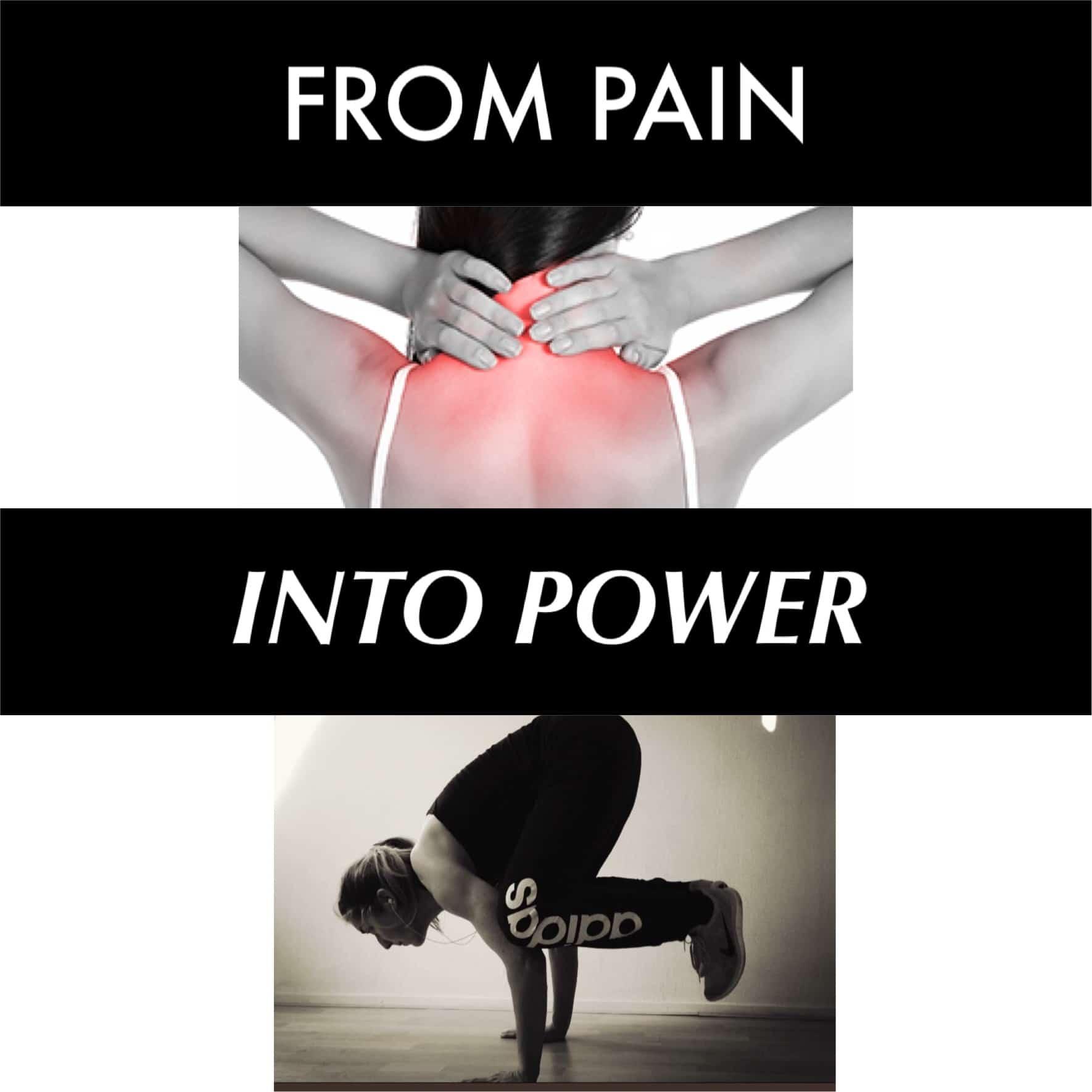 hersteld van chronische pijn